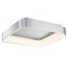 This item: Tetris Brushed Aluminum 23-Inch LED Flush Mount