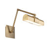 This item: Piano Aged Brass LED Picture Light
