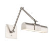 This item: Piano Brushed Nickel LED Picture Light