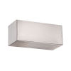This item: Bric Brushed Nickel Seven-Inch 2700K LED Wall Sconce