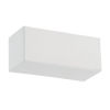 This item: Bric White Three-Inch 3500K LED Wall Sconce