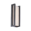This item: Axel Black 6-Inch LED ADA Outdoor Wall Mount