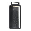 This item: Farmhouse Black 17-Inch 3000K LED Outdoor Wall Sconce