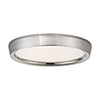 This item: Planets Brushed Nickel 17-Inch LED Flush Mount