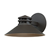 This item: Sodor Bronze 10-Inch LED Outdoor Wall Light