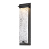 This item: Spa Bronze 7-Inch LED Outdoor Wall Light