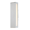 This item: Verve Brushed Aluminum 14-Inch LED Outdoor Wall Light