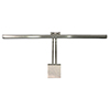 This item: Vibe Brushed Nickel 25-Inch LED Picture Light