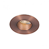 This item: Tesla Copper Bronze 2-Inch Pro LED Shower Trim with 27 Degree Beam, 3000K