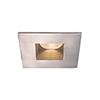 This item: Tesla Brushed Nickel 2-Inch Pro LED Square Trim with 30 Degree Beam, 3000K