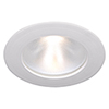 This item: Tesla White 3.5-Inch Pro LED Trim with 48 Degree Beam, 3500K