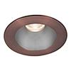 This item: Tesla Haze Copper Bronze 3.5-Inch Pro LED Trim with 55 Degree Beam, 3000K