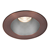 This item: Tesla Haze Copper Bronze 3.5-Inch Pro LED Trim with 55 Degree Beam, 4000K