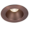 This item: Tesla Copper Bronze 3.5-Inch Pro LED Trim with 55 Degree Beam, 3000K, 90 CRI