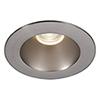This item: Tesla Brushed Nickel 3.5-Inch Pro LED Trim with 30 Degree Beam, 2700K