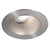 This item: Tesla Brushed Nickel 3.5-Inch Pro LED 0-30 Degree Adjustable Trim with 30 Degree Beam, 3000K, 90 CRI