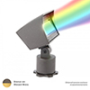 This item: Bronzed Brass Ilumenight Color Changing LED Landscape Flood Light