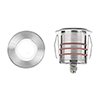 This item: Stainless Steel Low Voltage LED Landscape Round Indicator Light