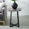 This item: Slate Grey Side Table