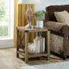 This item: Rustic Oak Side Table