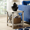 This item: White Oak Side Table