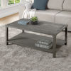 This item: Grey Coffee Table