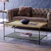 This item: Rustic Oak Coffee Table
