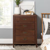 This item: Lydia Walnut Chest with Four Drawer