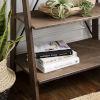 This item: Brown 68-Inch Bookshelf