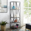 This item: Slate Grey Bookcase
