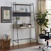 This item: Grey Ladder Computer Desk