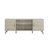 This item: Nora Birch TV Stand with Two Door
