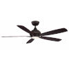This item: Doren Dark Bronze 52-Inch LED Ceiling Fan