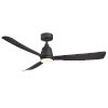This item: Kute Black 52-Inch Ceiling Fan