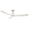 This item: Kute Brushed Nickel 52-Inch Ceiling Fan