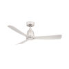 This item: Kute Brushed Nickel 44-Inch Ceiling Fan