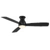 This item: Hugh Black 52-Inch LED Ceiling Fan