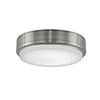 This item: Levon Custom Brushed Nickel LED Light Kit