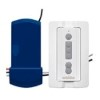 This item: fanSync Bluetooth Receiver Unit for Duel Lighting and Hand-held Transmitter