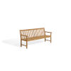 This item: Classic Natural Outdoor Bench
