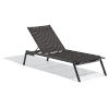 This item: Eiland Carbon Outdoor Armless Chaise Lounge, Set of 2