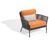 This item: Nette Multicolor Patio Club Chair