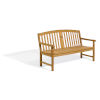 This item: Signature Series Natural Outdoor Bench