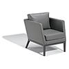 This item: Salino Nauticau Nickel Club Chair