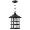 This item: Hillgate Bronzed Copper LED Outdoor Pendant