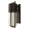 This item: Brixton Bronze Six-Inch LED Outdoor Wall Mount