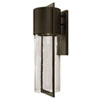 This item: Brixton Bronze Eight-Inch LED Outdoor Wall Mount