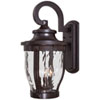 This item: Westcott Bronze 20-Inch One-Light Outdoor Wall Mount