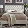 This item: Sotello Crystal Tufted King Bed