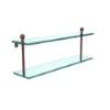 This item: Mambo Antique Copper Double Shelf